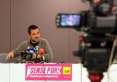 Salellas transparència CUP Diputació de Girona